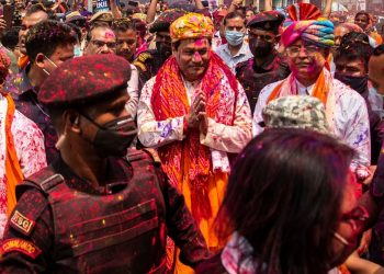 Kudos to the people of Assam: Peacefully elections held 1