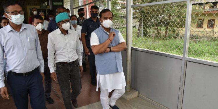COVID-19 situation in Assam alarming, says Himanta Biswa Sarma 1