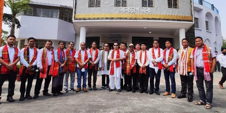 Tripura: TTAADC executive committee constitutes Village Development Committees in 587 ADC villages 1