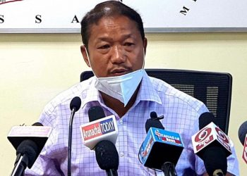Focus on intensive testing, vaccination: Arunachal Pradesh Home Minister Bamang Felix 3