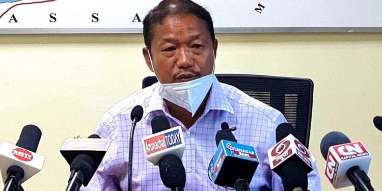 Focus on intensive testing, vaccination: Arunachal Pradesh Home Minister Bamang Felix 1