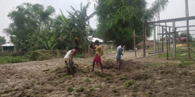 COVID-19 restrictions hits pre-flood activities in Assam 1
