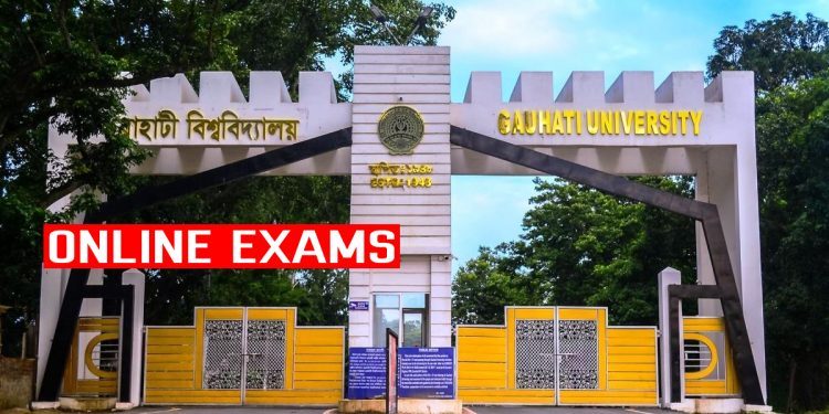 Assam: Gauhati University UG and PG exams to be held in online mode 1