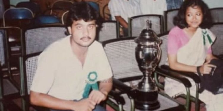 New Assam CM Himanta Biswa Sarma as recalled by his Cotton College teacher 1