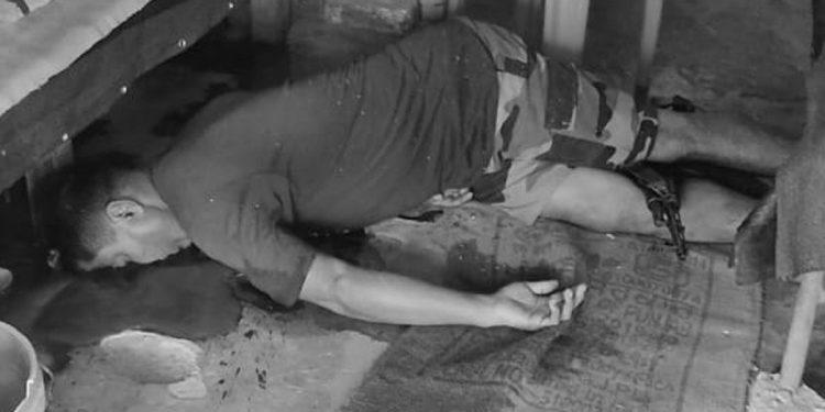 Tripura State Rifles jawan commits suicide 1