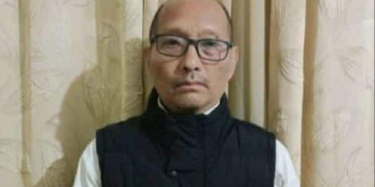 Nagaland: ENPO president C Sashi Naga passes away 1