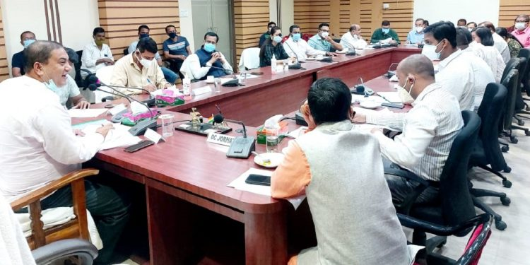 COVID-19 crisis: Assam MP Kamakhya Prasad Tasa calls for sealing of all entry-exit points of tea gardens in Jorhat 1