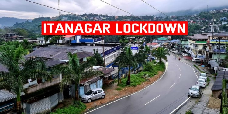 Arunachal Pradesh: Lockdown in Itanagar Capital Complex extended with partial relaxations 1