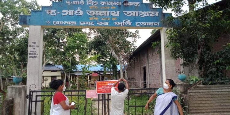 Orphanage in Jorhat