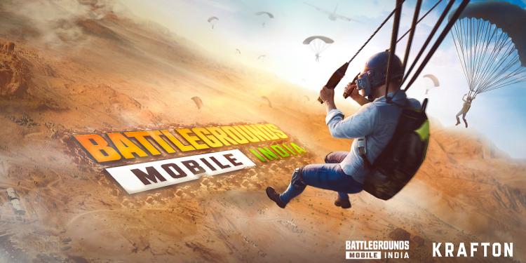 Pre-registration for Battlegrounds Mobile India begins 1
