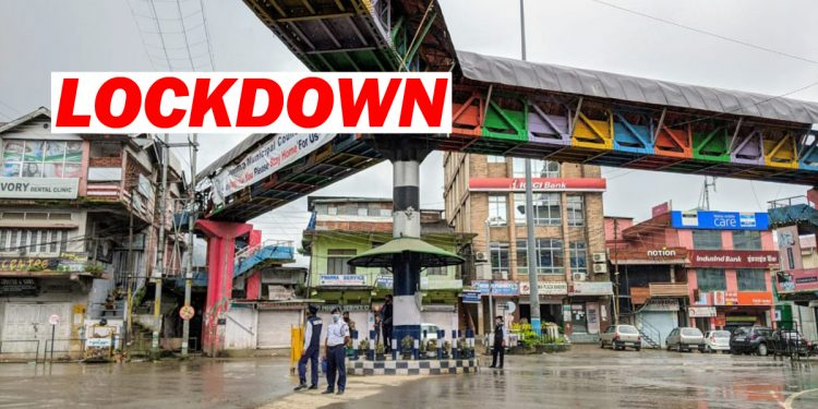 7-day lockdown in Nagaland announced 1