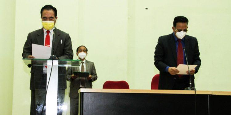 Mizoram: ZPM leader Lalduhoma sworn in as MLA 1