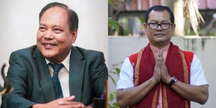 Paneri MLA Biswajit Daimary to be next Assam Assembly Speaker, Bokajan MLA Nomal Momin to be Deputy Speaker 1