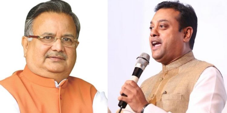 FIR registered against BJP national vice-president Raman Singh and party spokesperson Sambit Patra in 'toolkit' issue 1