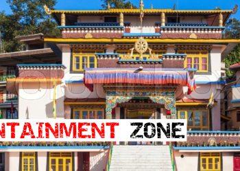 Sikkim: Over 50 monks in Gonjang Monastery test COVID-19 positive 1