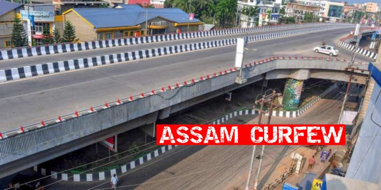 Assam: All shops to close by 2pm, night curfew from 6pm from tomorrow 1