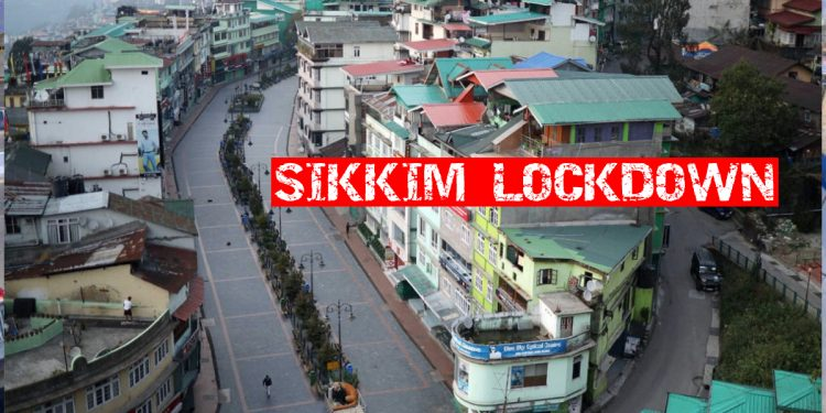 Sikkim's COVID-19 situation deteriorates: 230 new cases detected at 28.78% positivity rate, 10-day lockdown announced 1