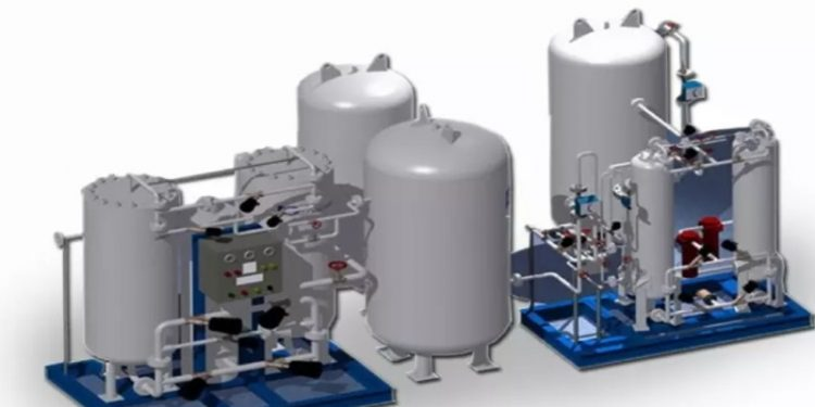Nagaland gets state's first oxygen generation plant in Kohima 1