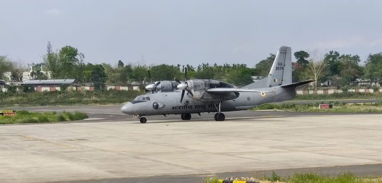 Equipment for oxygen plants airlifted to Nagaland 1