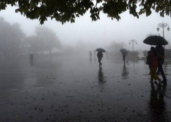 Northeast likely to get heavy rainfall on Monday 2