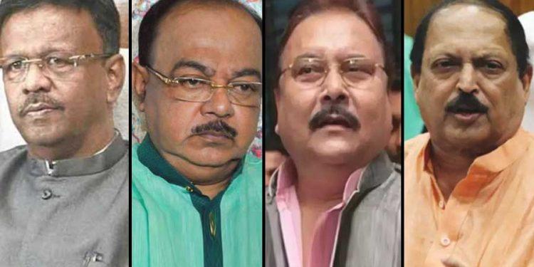 4 TMC leaders, who were arrested by CBI in Narada bribery case, get bail 1