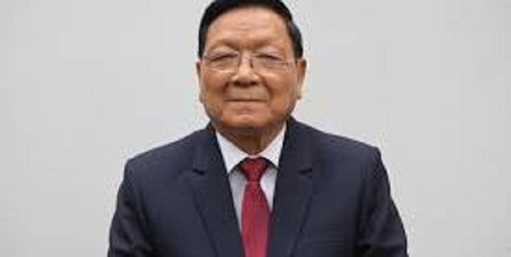 Mizoram deputy CM Tawnluia