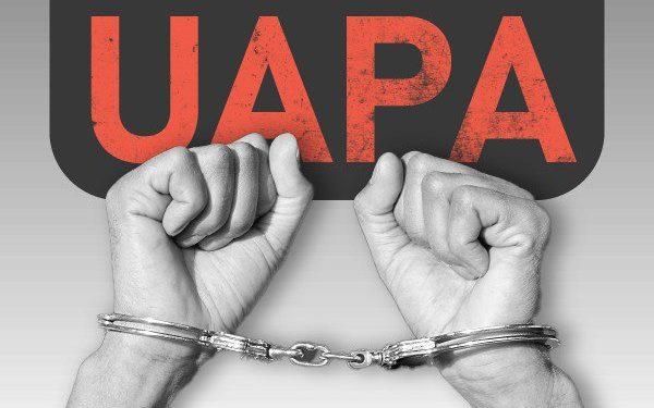 UAPA: Terror of an anti-terror law 1