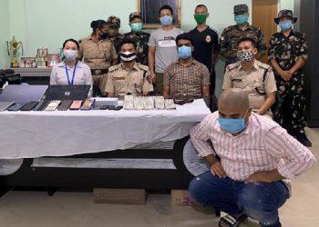 Arunachal Pradesh: Drug kingpin arrested in Naharlagun 4