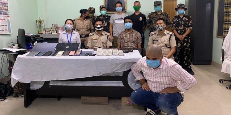 Arunachal Pradesh: Drug kingpin arrested in Naharlagun 1