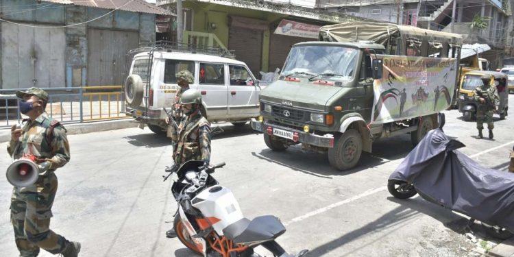Assam Rifles awareness drive