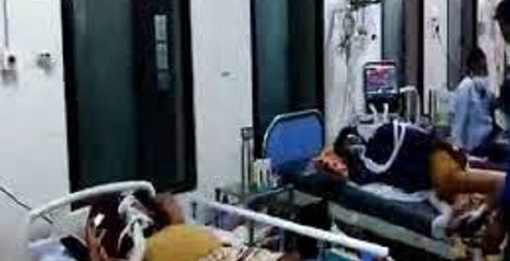 11 COVID-19 patients die at Tirupati hospital following disruption in oxygen supply 1