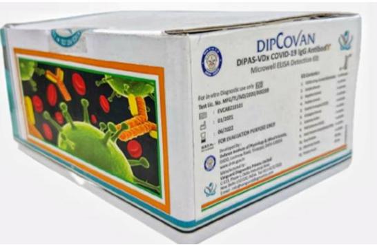 DRDO develops COVID-19 antibody detection kit 1