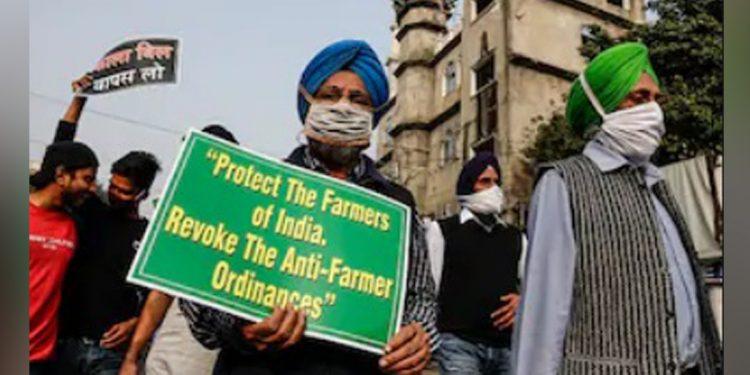 farmers agitation pic
