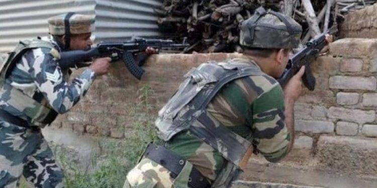 3 terrorists killed, 1 surrender after encounter with security forces in Jammu and Kashmir's Sophian 1