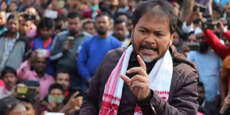 Sivasagar MLA Akhil Gogoi writes to Assam CM Himanta Biswa Sarma over COVID-19 situation in State 1