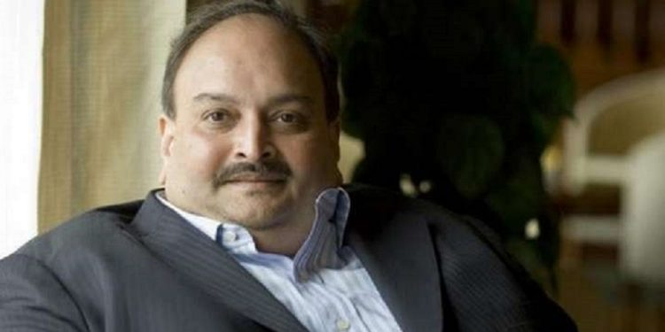 Fugitive diamond merchant Mehul Choksi, wanted in PNB scam, held in Dominica 1