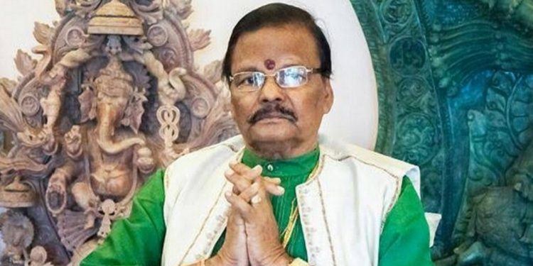 Eminent sculptor and Rajya Sabha MP Raghunath Mohapatra dies of COVID-19 1