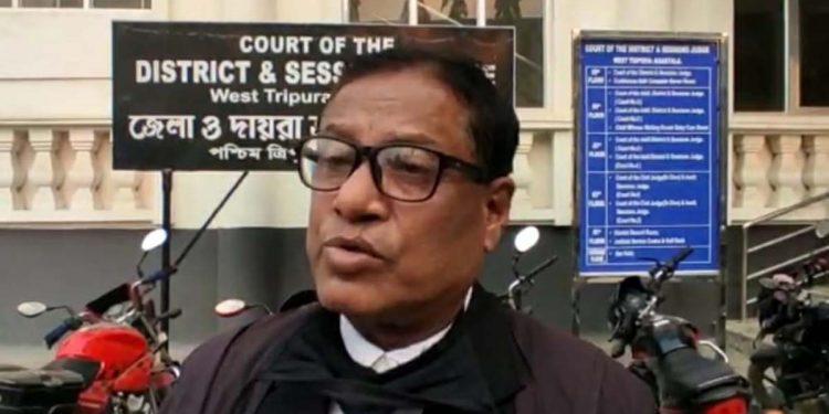 Public prosecutor Arabindo Deb