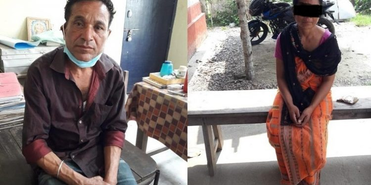 Two accused identified as Parbhat Kishna Thakur and Hailu alias Santi alias Reena Basumatary were arrested.