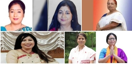 Assembly polls: Number of women legislators in Assam Assembly reduces to six 1