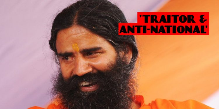 Ramdev is a traitor and anti-national, says IMA 1