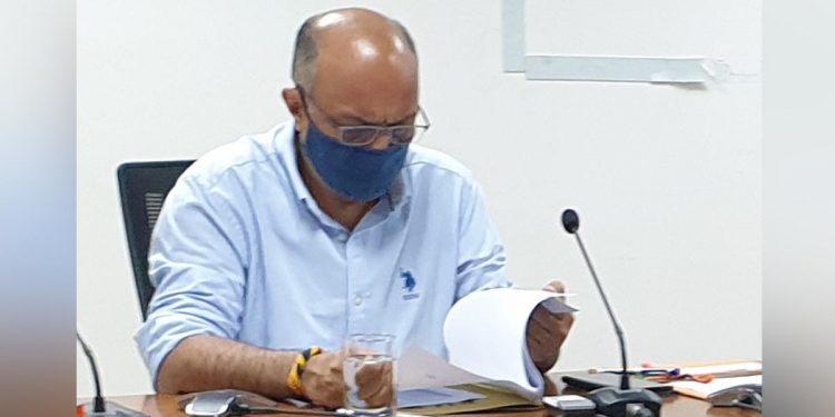 Arunachal Pradesh chief secretary