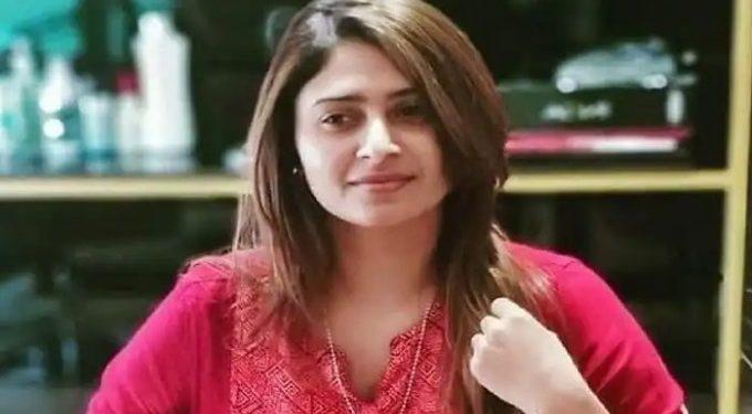 Filmmaker Ayesha Sultana
