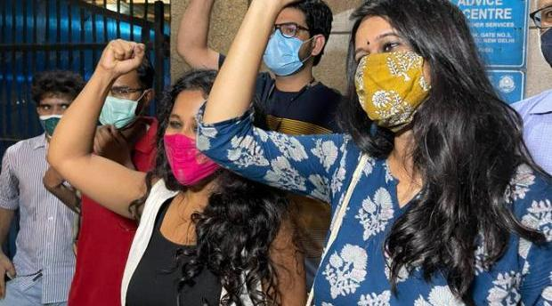Supreme Court refuses to stay bail granted to Devangana Kalita and two other student activists 1