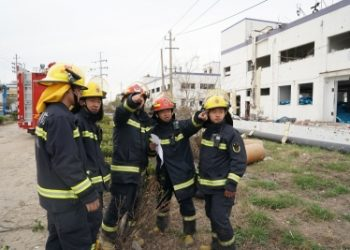 China: 12 killed, over 100 injured in gas explosion in Hubei province 3