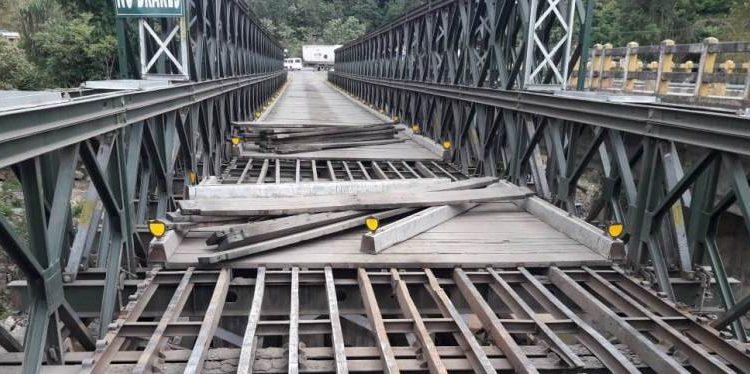 Congress MP Pala writes to Nitin Gadkari on vital bridge on NH-6 in Meghalaya 1