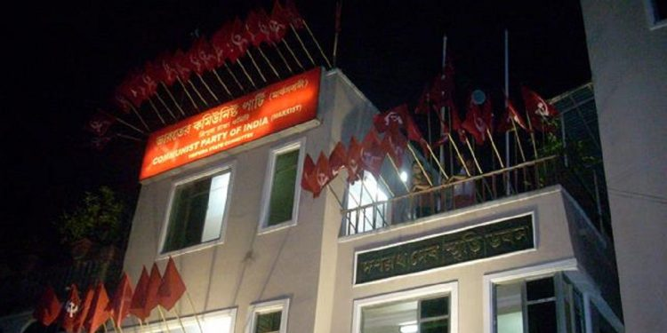 No rule of law in Tripura, alleges CPI-M 1