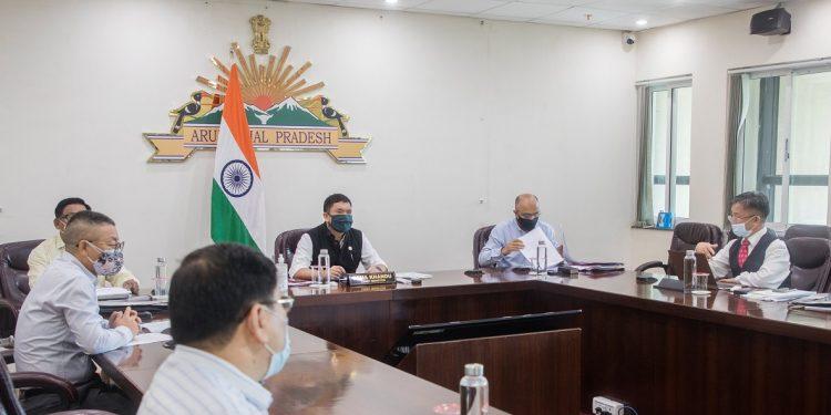 Arunachal Pradesh working to resolve border dispute with Assam, says CM Pema Khandu 1