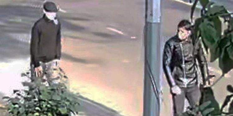 Israeli Embassy blast: NIA releases CCTV footages of suspects 1