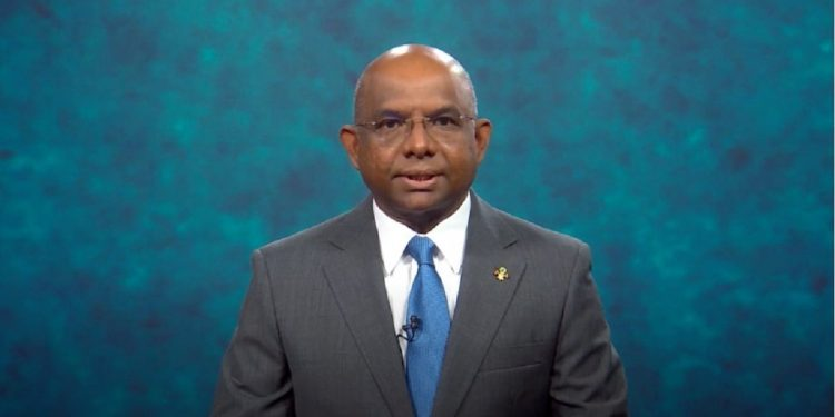 Foreign Minister of Maldives elected as President of United Nations General Assembly 1